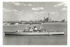 rp10502 - Royal Navy Warship - HMS Ajax F114 - photograph 6x4