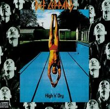 Def Leppard - High & Dry (1993, CD NEUF)