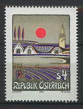 AUSTRIA 1983 MNH SC.1257 Gotifried Kumpf,painter