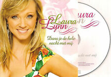 LAURA LYNN - dans je de hele nacht CD SINGLE 2TR 2007