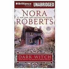 The Cousins o'Dwyer Trilogy: Dark Witch 1 by Nora Roberts (2013, MP3 CD,...