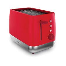 Morphy Richards 221112 Chroma Poppy Red 2 Slice Toaster