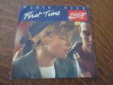 45 tours robin beck the first time