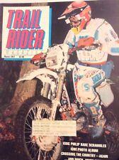 Trail Rider Magazine King Philip Hare ISDe Photos March 1991 092217nonrh