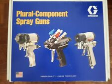 Graco Fusion Plural Component Spray Guns