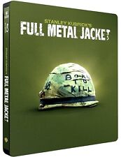 FULL METAL JACKET - STEELBOOK NEW EDITION (BLU-RAY) di Stanley Kubrick