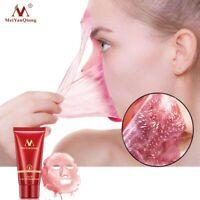 Deep Cleansing Purifying Peel Off Black Mud Facial Mask Remove Blackhead Acne