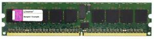 8GB Dual Rank Kit (2x4GB) Kingston DDR2 PC2-3200R 400MHz ECC Reg KTH-MLG4/8G