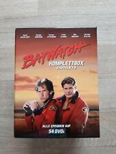 Baywatch - Komplettbox Staffeln 1-9 (DVD, 2018, 54-Disc-Set)