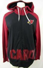 Arizona Cardinals Womens X-Large Screened/Embroidered Full Zip Hoodie ACDN 73