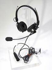 BNIB TELEX AIRMAN 850 ANR Headset p/n 301317-002 AIRBUS FULL WARRANTY Dealer