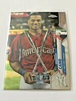 2020 Topps Chrome Update Baseball 2011 Home Run Derby - Robinson Cano - Yankees