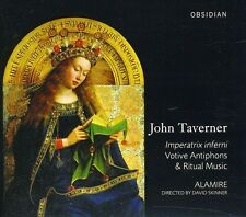 Votive Antiphons & Ritual Music (Imperatrix Infern - John Taverne (2011, CD NEU)