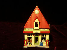Hallmark Service Station Nostalgic Houses and Shops Collector Series 2001