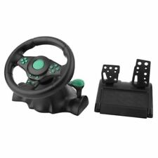 Gaming Vibration Racing Steering Wheel and Pedals for Xbox 360 Ps3 PC USB RM