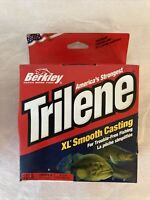 BERKLEY TRILENE XL SMOOTH CASTING 1000 YARD SPOOLS 10lb FISHING LINE ~ D21