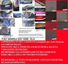FIAT MAREA SW 1999 COPRISEDILI SERIE COMPLETA TONALITA' A SCELTA (NP 2.06-12.07)
