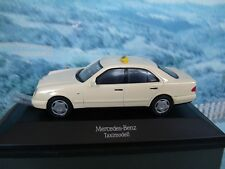 1/43 Herpa (Germany) Mercedes Benz E class Taxi