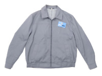 Preworn Mens Size M Grey Jacket