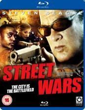 STREET WARS - BLU-RAY - REGION B UK