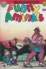 Funny Animals (1972) 1st Maus FINE+ Free Shipping!