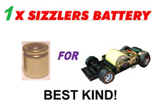 Sizzlers battery SHORT CHASSIS for inside of hot wheels sizzlers best worldwide!