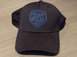 FC Cincinnati MLS New Era 39THIRTY Flex Fit Hat Men's Size M/L