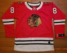 Patrick Kane Chicago Blackhawks Jersey #88 New With Tags Home Size 52 Large Red