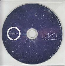 CHARLOTTE CHURCH Two 2013 UK 5-track promo CD