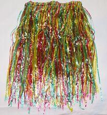 Little Kids Hawaiian Hula Dance Grass Skirt Fancy Dress Beach Party Boy or Girl