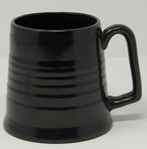 Vintage Beswick Tankard / Mug Black Satin Finish - Vintage Breweriana - Beswick