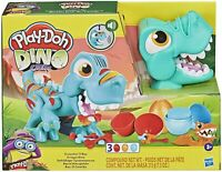 Play-Doh Dino Crew Crunchin' T-Rex Dinosaur Sounds and 3 Eggs