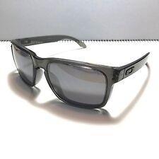 Oakley Mens Holbrook OO9102-24 Clear Grey Sunglasses 55mm