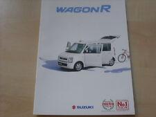 54291) Suzuki Wagon R Japan Prospekt 04/2004