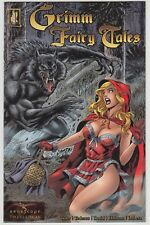 GRIMM FAIRY TALES #1 , ZENESCOPE 2005, NM+ CONDITION, FIRST ISSUE RARE