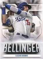 Cody Bellinger 2021 Topps Series 1 Highlights #TE-29 Insert Dodgers