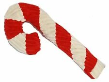 Hugglehounds Durable Candy Cane Christmas Dog Toy Large 13 inches