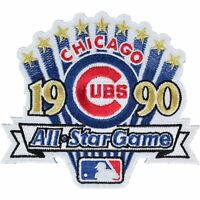 1990 MLB Allstar Game Logo Chicago Illinois Cubs Wrigley Field Jersey Logo Patch