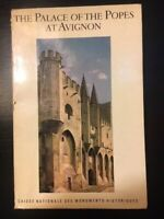 Vintage Catholic Book - The Palace of the Popes at Avignon