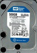 Western Digital WD5000AAKS-00H2B1 500GB DCM: HARNHT2MGB