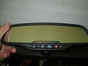 OEM 2004-2007 Cadillac CTS-V Factory Rear View Mirror  OEM GM 25712123 FREE SHIP