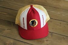 Vintage Washington Redskins Snapback Hat GREAT CONDITION