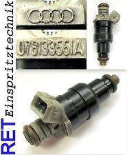 Einspritzdüse 078133551A Audi 80 100 2,6 / 2,8 gereinigt & geprüft