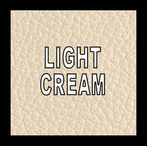 500ml Light Cream Leather Vinyl Colourant Pigment Paint Dye Restore Worn Faded