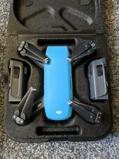 DJI Spark Fly More Combo Kit - Sky Blue | Excellent Condition | Controller