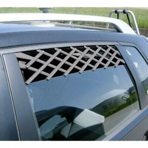Car Window Air Vent Safe Guard Dog Pet Puppy Protection Travel Universal Vehicle