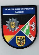 Bundespolizeiinspektion Aachen  -- Stoffabzeichen  --