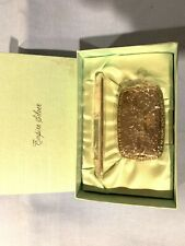 #2192 Unisex Sterling Silver Brush & Comb Set by Empire -Nib