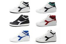 DIADORA GAME P HIGH SCARPA UOMO DONNA SNEAKERS RUNNING CASUAL FITNESS