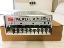 Trafo Netzteil Transformator 200 Watt DC24Volt Mean Well